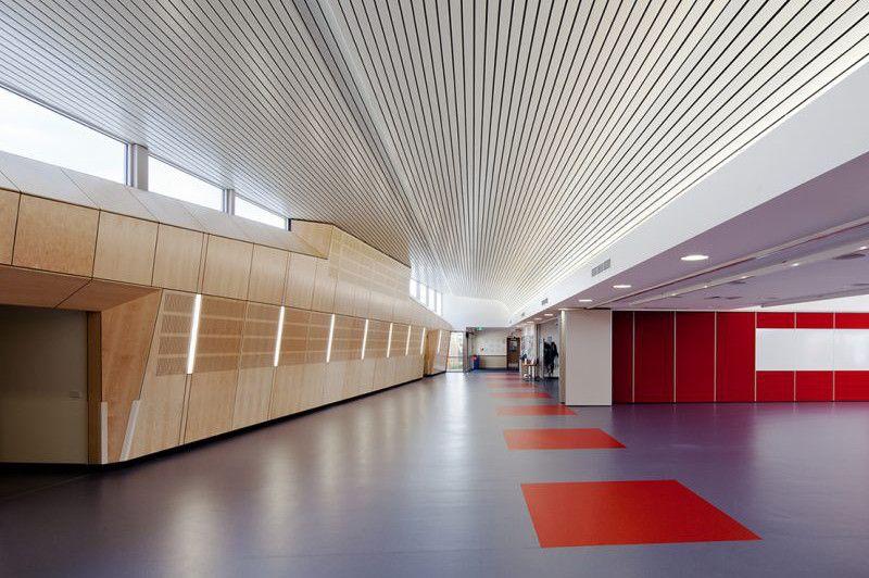 Glenroy Specialist School educational architecture